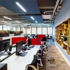How to Express Your Work Culture with Interior Design-sm
