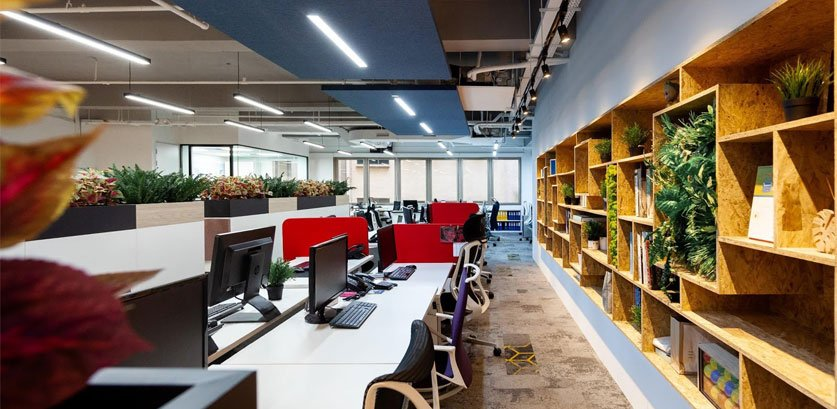 How to Express Your Work Culture with Interior Design